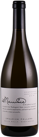 àMaurice Cellars Conner Lee Chardonnay Bottle Preview