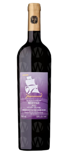Harwood Estate Vineyards Meritage