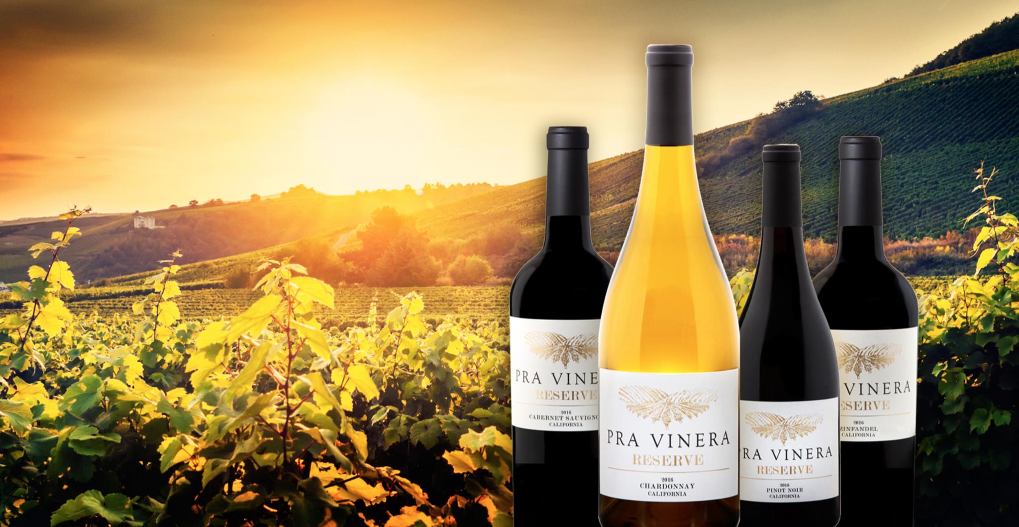 Pra Vinera Wines Cover Image
