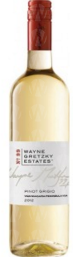Wayne Gretzky Estate Wines No.99 Pinot Grigio