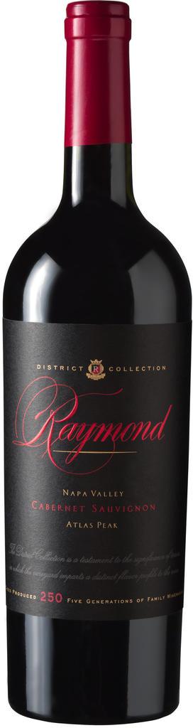 Raymond Vineyards Atlas Peak Cabernet Sauvignon Bottle Preview