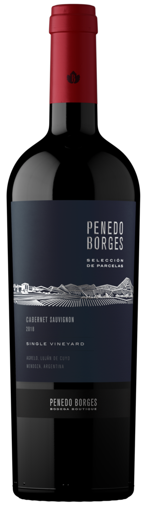 Penedo Borges Bodega Boutique Penedo Borges Selección de Parcelas Cabernet Sauvignon Bottle Preview