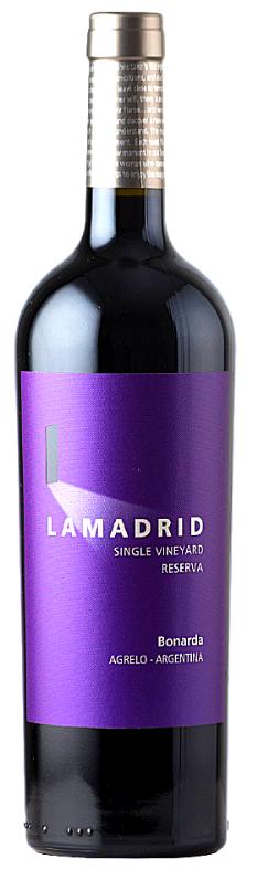 Lamadrid Estate Wines Lamadrid Reserva - Bonarda Bottle Preview