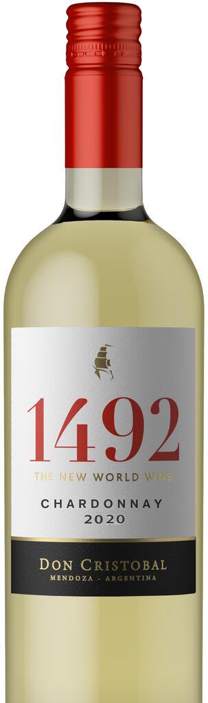 Bodega Don Cristobal 1492 Chardonnay 2020 Bottle Preview