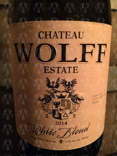 Chateau Wolff Estate White Blend