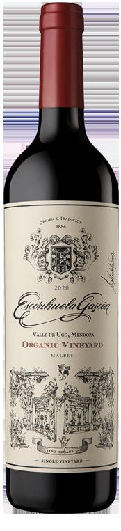 Escorihuela Gascón Organic Vineyard Bottle
