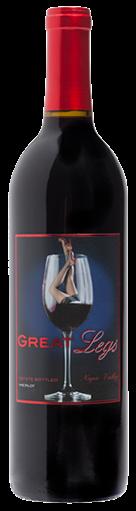 Robinson Family Vineyards Great Legs Merlot Bottle Preview
