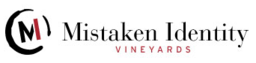 Mistaken Identity Vineyards Logo