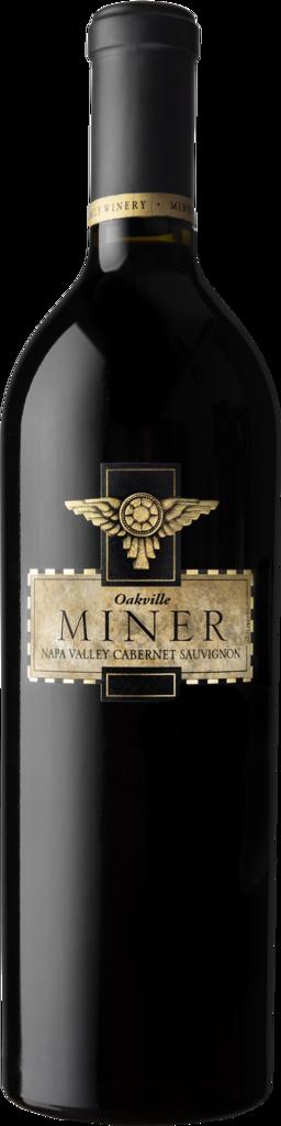 Miner Family Winery Cabernet Sauvignon, Oakville Bottle Preview