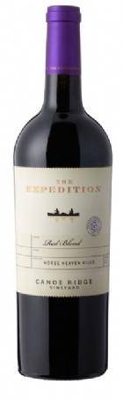 Canoe Ridge Vineyard The Expedition Red Blend Bottle Preview