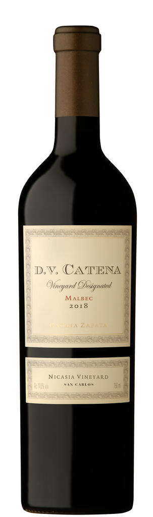 Bodega y Viñedos Catena DV Catena Malbec Nicasia Vineyard Bottle Preview