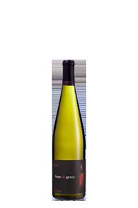 hope & grace Winery hope & grace Late Harvest Riesling, Oak Knoll Bottle Preview