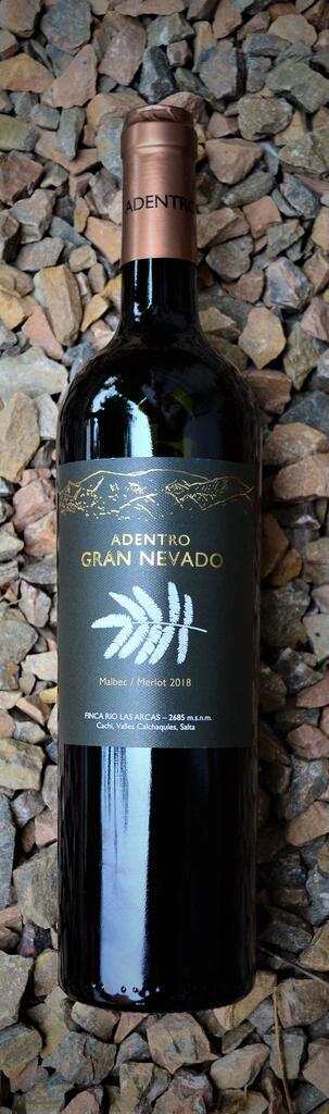 Vinos Adentro GRAN NEVADO Blend Bottle Preview