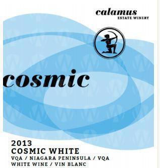 Calamus Estate Winery Cosmic White