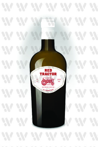 Creekside Estate Winery Red Tractor Cabernet Franc