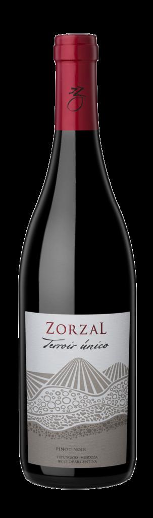 Zorzal Wines Terroir Único Pinot Noir Bottle Preview