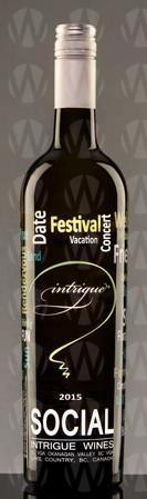 Intrigue Wines Social White Blend