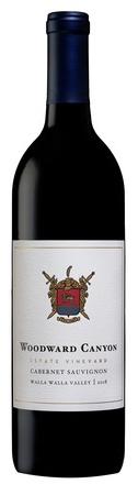 Woodward Canyon Winery Estate Cabernet Sauvignon Bottle Preview