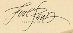 Five Rows Craft Wine of Lowrey Vineyards Logo