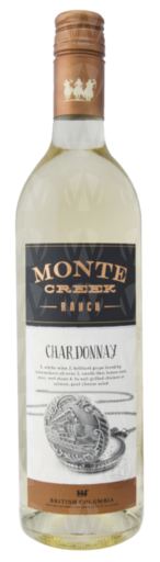 Monte Creek Ranch Chardonnay