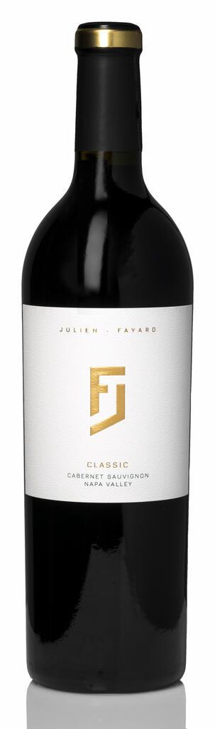 Fayard Wines Julien Fayard 2018 Classic Cabernet Sauvignon Bottle Preview