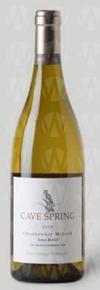 Cave Spring Vineyard Chardonnay Musqué Estate