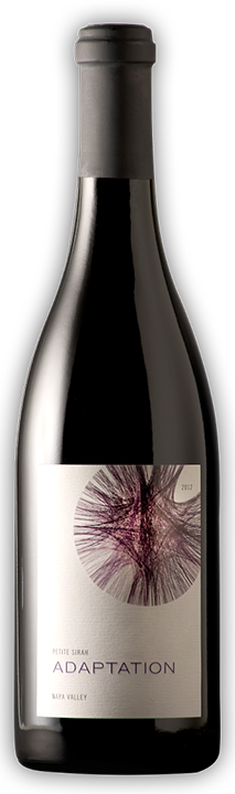 Odette Estate Winery Adaptation Petite Sirah Bottle Preview