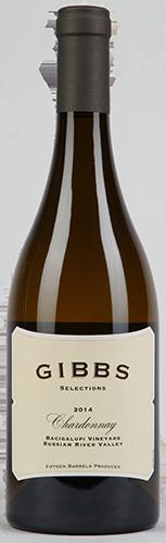 Gibbs Vineyards Bacigalupi Vineyard Chardonnay Bottle Preview