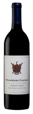 Woodward Canyon Winery WWV Estate Cabernet Franc Bottle Preview