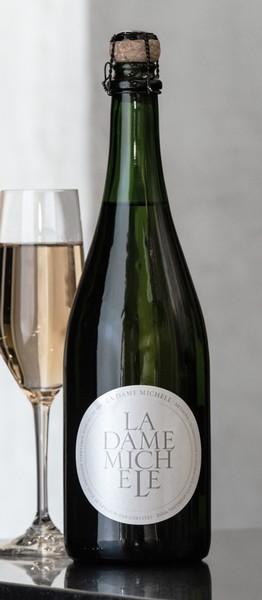 John Anthony Vineyards John Anthony La Dame Michele Blanc De Blancs Bottle Preview