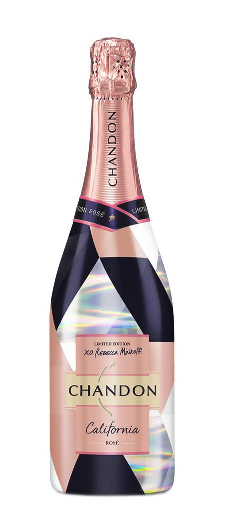 Domaine Chandon US Limited Edition Rosé,  Winter Bottle Preview