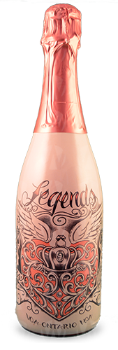 Legends Love Potion Sparkling Rosé