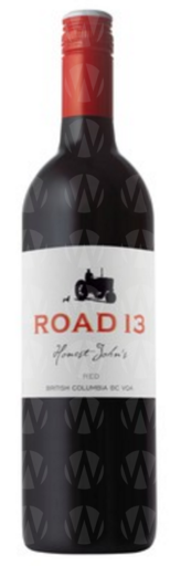 Road 13 Vineyards Honest John's Red