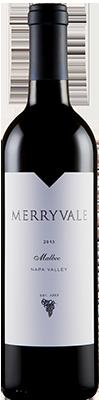 Merryvale Vineyards Malbec Bottle Preview