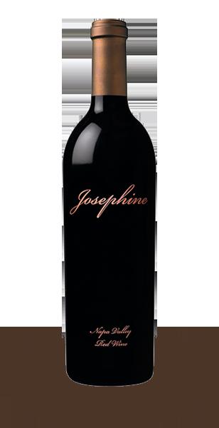 Josephine Red Wine Bottle