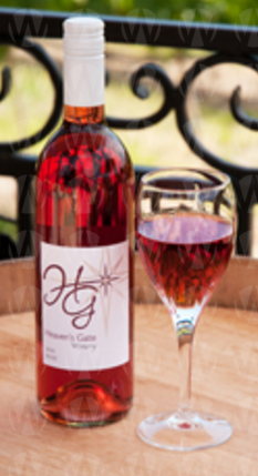 Heaven's Gate Estate Winery Rose