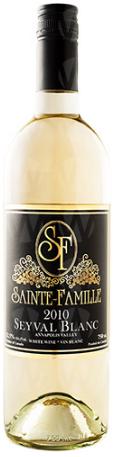 Sainte-Famille Wines Seyval