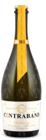 Contraband Sparkling Wine Labs Chardonnay