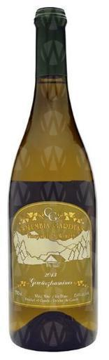 Columbia Gardens Vineyard & Winery Gewürztraminer White