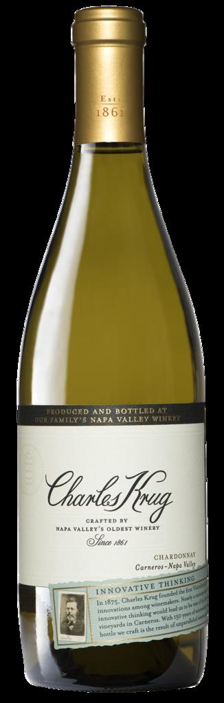 Carneros Chardonnay Bottle