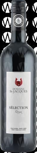 Domaine St-Jacques Sélection Rouge
