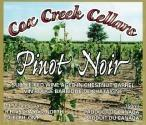 Cox Creek Cellars Inc. Pinot Noir