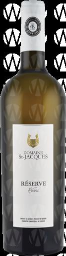 Domaine St-Jacques Réserve Blanc