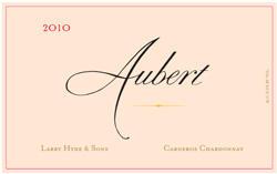 Aubert Wines Logo