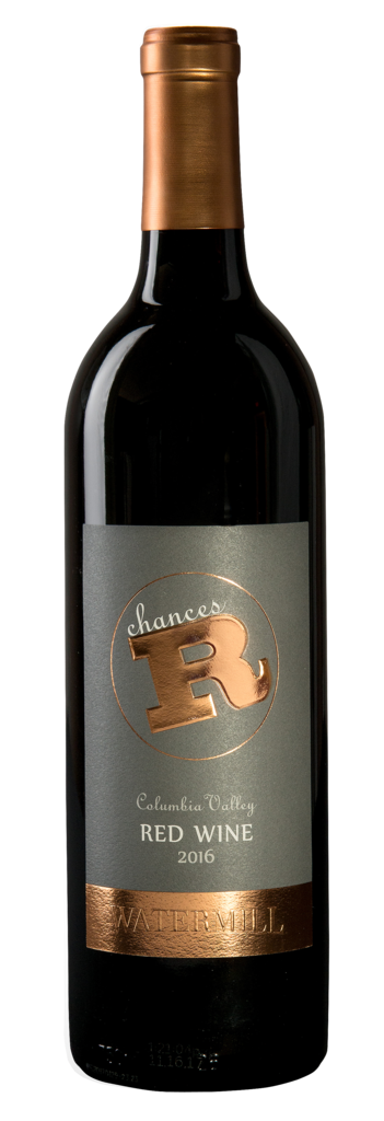 Watermill Winery Chances R Red Wine Bottle Preview