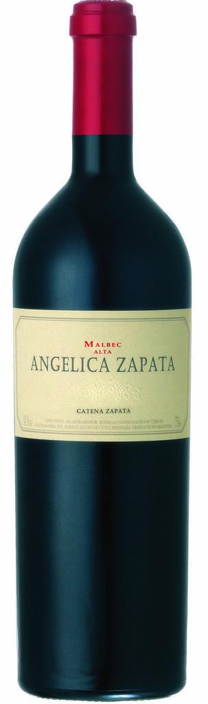 Bodega Catena Zapata Angélica Zapata Malbec Alta Bottle Preview
