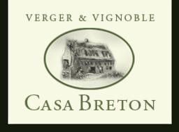 Verger et Vignoble Casa Breton Logo