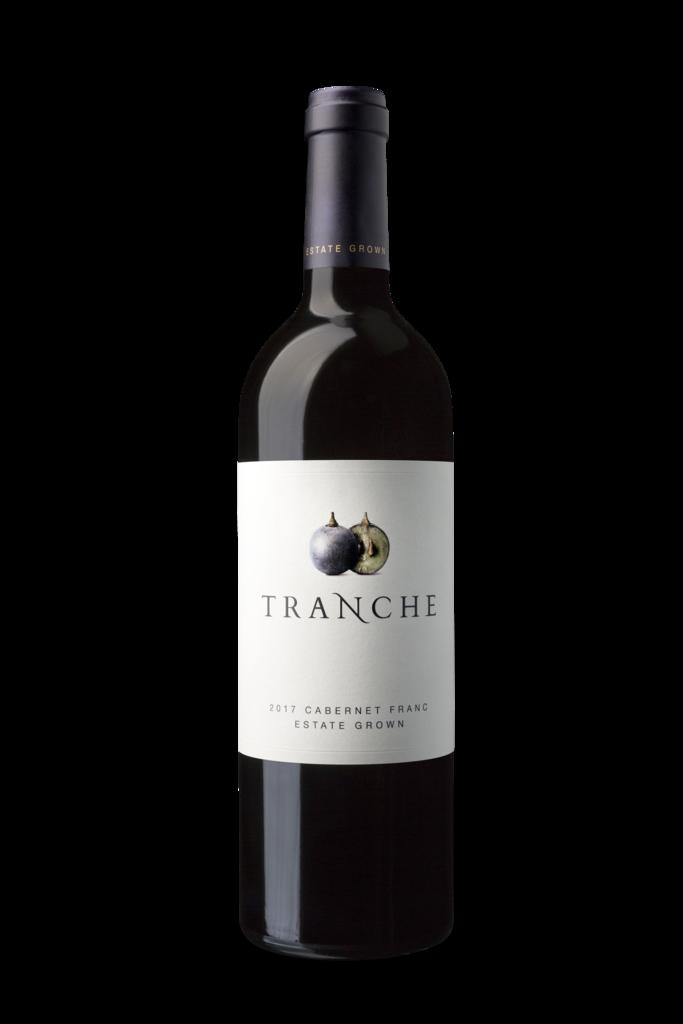 Tranche 2017 Cabernet Franc Bottle Preview