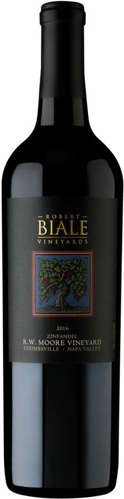 Robert Biale Vineyards R.W. Moore Vineyard Zinfandel Bottle Preview