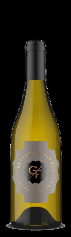 Gentleman Farmer Wines Napa Valley Chardonnay Bottle Preview